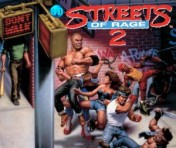 Cover 3D Streets of Rage 2