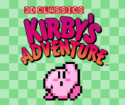 Cover 3D Classics: Kirby's Adventure