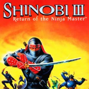Cover 3D Shinobi III: Return of the Ninja Master
