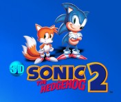 Cover 3D Sonic The Hedgehog 2