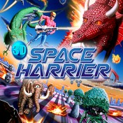 Cover 3D Space Harrier