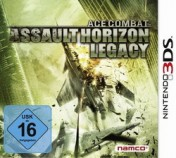 Cover Ace Combat: Assault Horizon Legacy