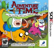 Cover Adventure Time: Hey Ice King! Why'd You Steal Our Garbage?!