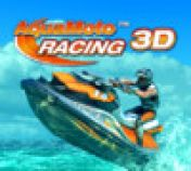 Cover Aqua Moto Racing 3D