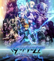 Cover Azure Striker Gunvolt