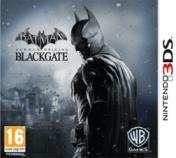 Cover Batman Arkham Origins: Blackgate