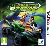 Cover Ben 10: Galactic Racing