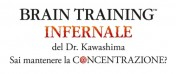 Cover Brain Training infernale del Dr. Kawashima: Sai mantenere la concentrazione?