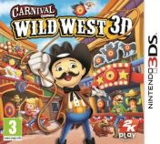 Cover Carnival Games: Wild West 3D (3DS)