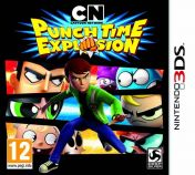 Cover Cartoon Network: Punch Time Explosion