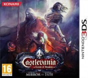 Cover Castlevania Lords of Shadow: Mirror of Fate (3DS)