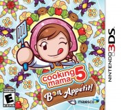 Cover Cooking Mama 5: Bon Appetit!