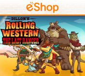 Cover Dillon's Rolling Western: The Last Ranger