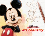 Cover Disney Art Academy