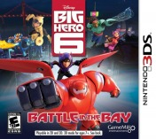 Cover Disney Big Hero 6: Battle in the Bay