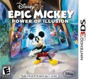 Cover Disney Epic Mickey: The Power of Illusion