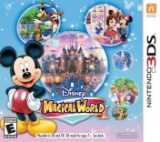 Cover Disney Magical World