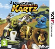 Cover DreamWorks Super Star Kartz (3DS)