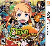 Cover Etrian Mystery Dungeon