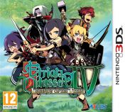 Cover Etrian Odyssey IV: Legends of the Titan (3DS)