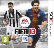 Cover FIFA 13 (3DS)