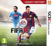 Cover FIFA 15