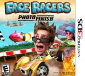Cover Face Racers: Photo Finish