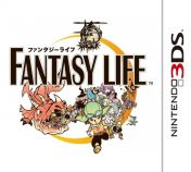 Cover Fantasy Life (3DS)
