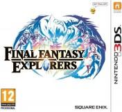 Cover Final Fantasy Explorers