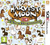 Cover Harvest Moon 3D: A New Beginning