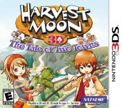 Cover Harvest Moon 3D: The Tale of Two Towns
