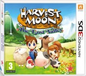 Cover Harvest Moon: The Lost Valley