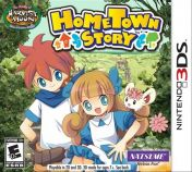 Cover HomeTown Story