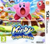 Cover Kirby: Triple Deluxe (3DS)