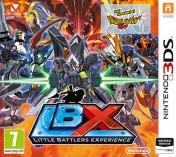 Cover LBX: Little Battlers Experience