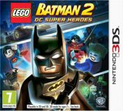 Cover LEGO Batman 2: DC Super Heroes (3DS)