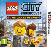 Cover LEGO City Undercover: The Chase Begins