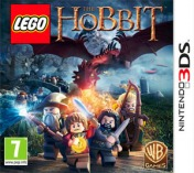 Cover LEGO The Hobbit (3DS)