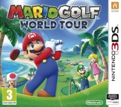 Cover Mario Golf: World Tour