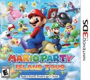 Cover Mario Party: Island Tour