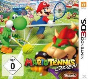Cover Mario Tennis Open
