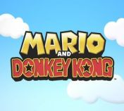 Cover Mario and Donkey Kong: Minis on the Move (3DS)