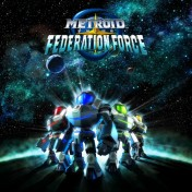 Cover Metroid Prime: Federation Force (3DS)