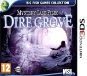 Cover Mystery Case Files: Dire Grove