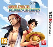 Cover One Piece: Romance Dawn