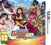 Cover One Piece: Unlimited Cruise