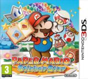 Cover Paper Mario: Sticker Star