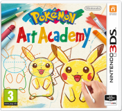 Cover Pokemon Art Academy