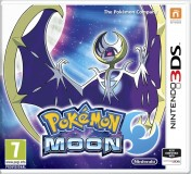 Cover Pokémon Moon (3DS)