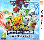 Cover Pokemon Mystery Dungeon: I portali sull'infinito